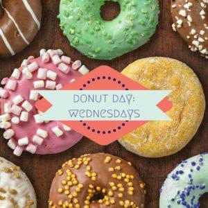 instagram donut day